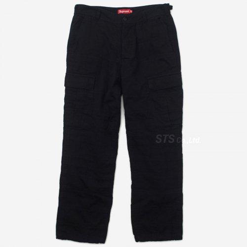 Supreme - Patchwork Cargo Pant