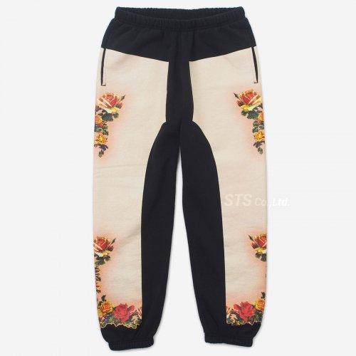 Supreme/Jean Paul Gaultier Floral Print Sweatpant