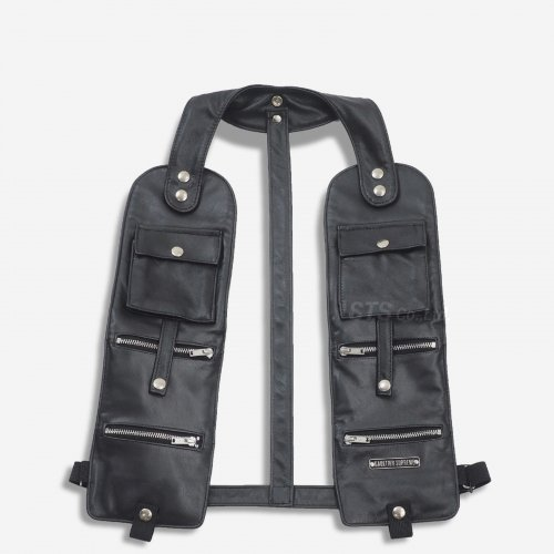 Supreme/Jean Paul Gaultier Schott Leather Holster