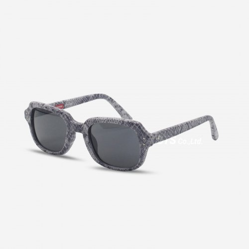 Supreme - Marvin Sunglasses - Snake