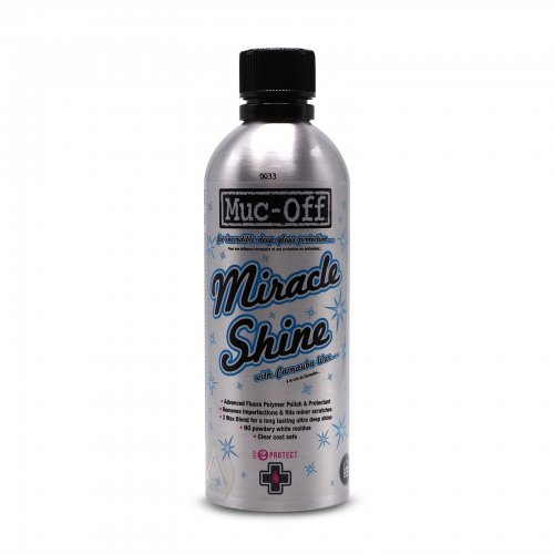 Muc-Off - Miracle Shin Polish 500ml