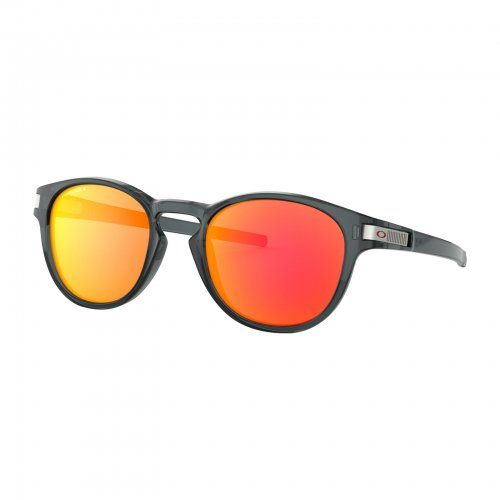 Oakley - Latch (A) / Grid Mt.CrystalBlack Prizm Ruby