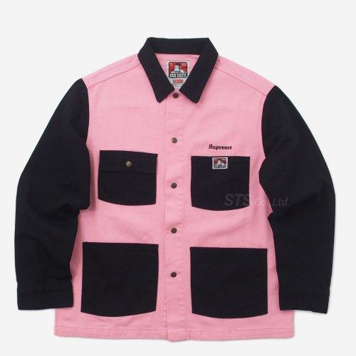 Supreme/Ben Davis Chore Coat
