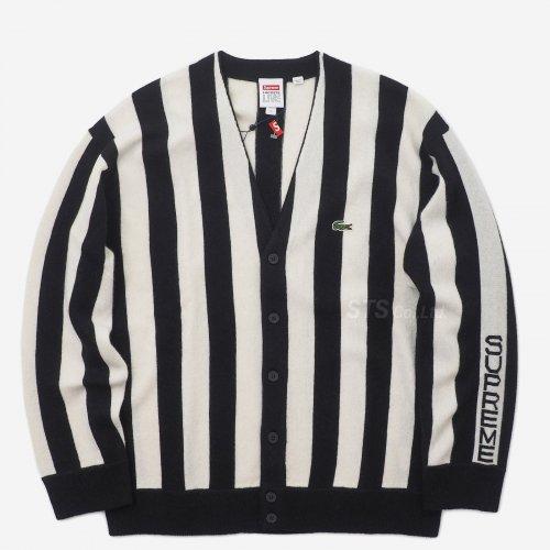 Supreme/LACOSTE Stripe Cardigan