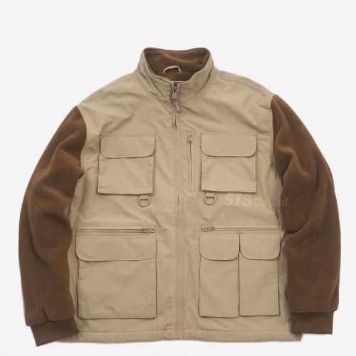 Supreme - Upland Fleece Jacket