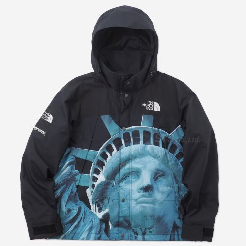 Supreme/The North Face Statue of Liberty Mountain Jacket