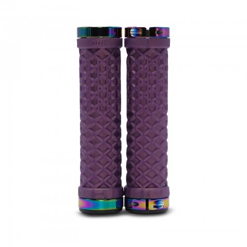 Odi - VANS Lock-On Grips (Purple/Oil Slick)