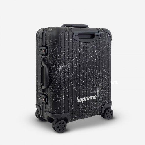 Supreme/Rimowa Cabin Plus