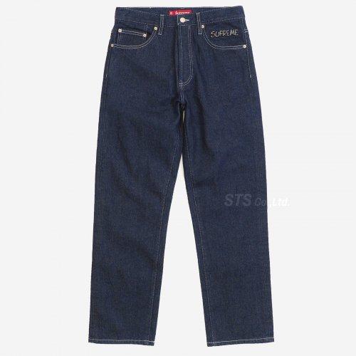 Supreme/Smurfs Regular Jean