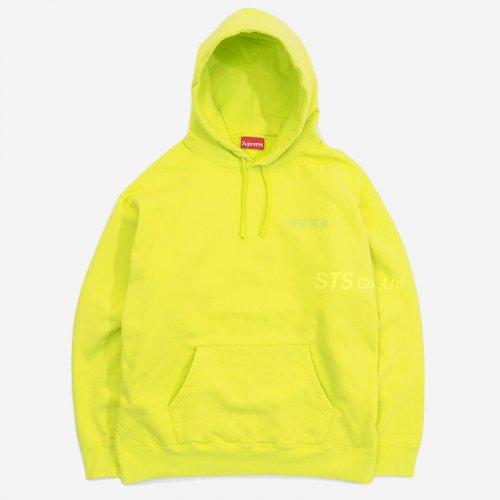 Supreme - Smurfs Hooded Sweatshirt