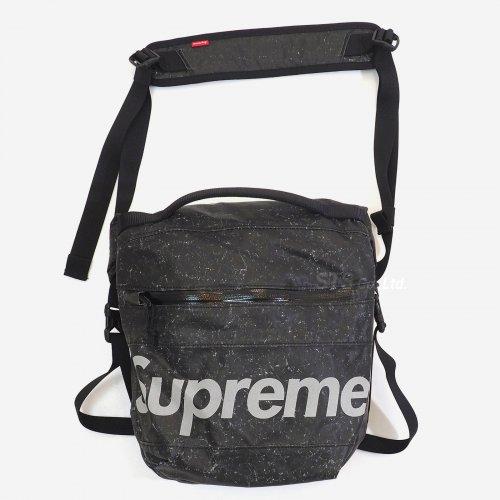 Supreme - Waterproof Reflective Speckled Shoulder Bag