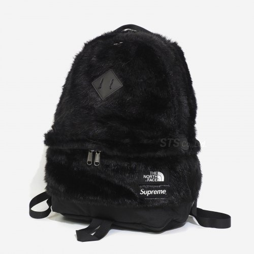 【20% OFF】Supreme/The North Face  Faux Fur Backpack