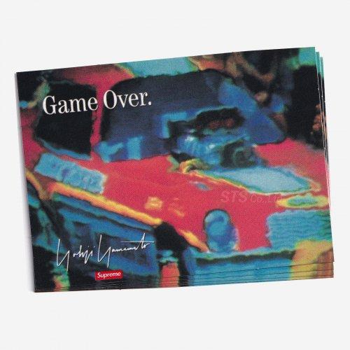 Supreme/Yohji Yamamoto - Game Over Sticker
