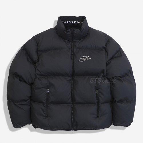 Supreme/Nike Reversible Puffy Jacket