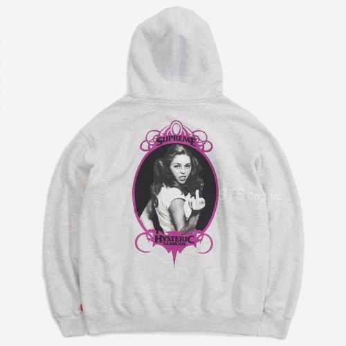 Supreme/Hysteric Glamour Zip Up Hooded Sweatshirt