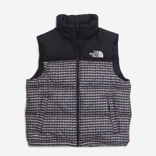 Supreme/The North Face Studded Nuptse Vest