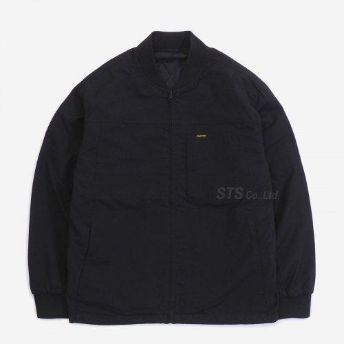 Supreme - Reversible Tech Work Jacket