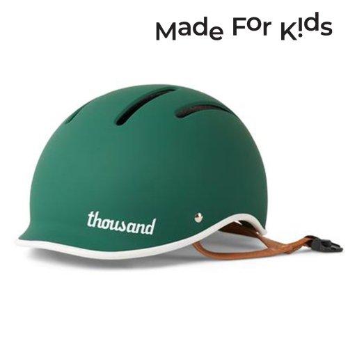 Thousand - Thousand Jr. Kids Helmet / Going Green