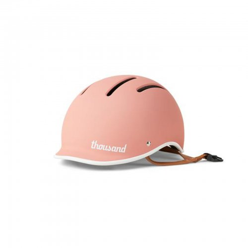 Thousand - Thousand Jr. Kids Helmet / Power Pink