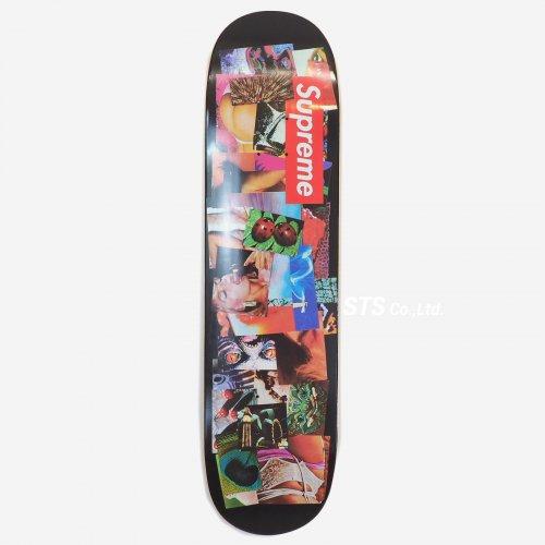 Supreme - Stack Skateboard