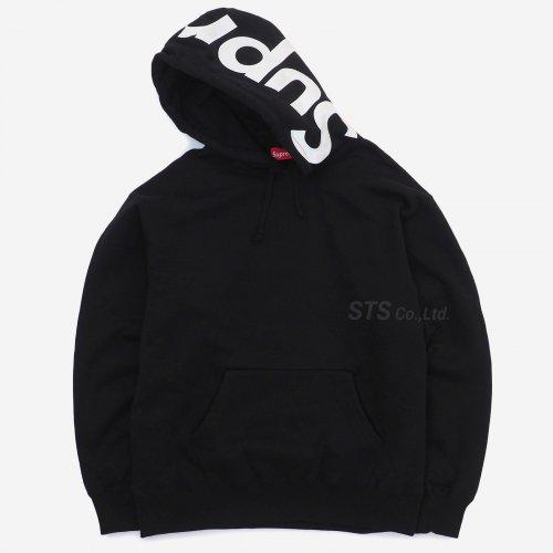 Supreme - Contrast Hooded Sweatshirt