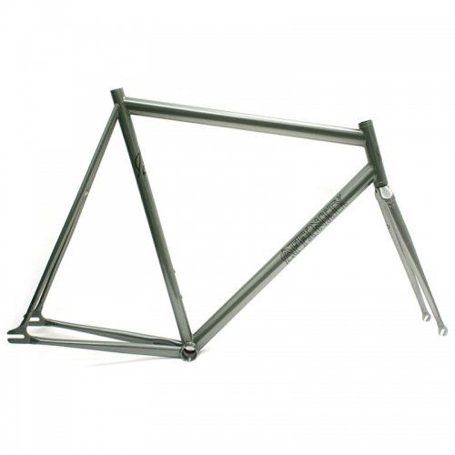 AFFINITY CYCLES - LO PRO Frameset (Champagne Money Green)