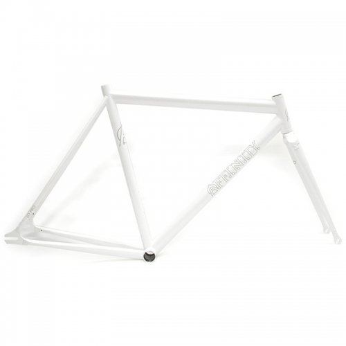 AFFINITY CYCLES - LO PRO Frameset (Pearl White)