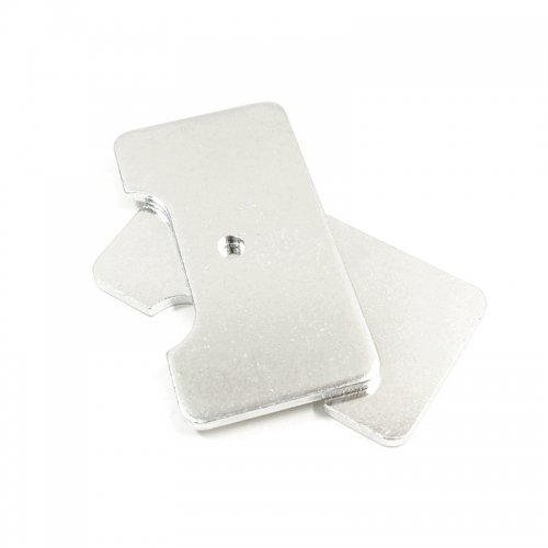 DIA-COMPE - Aluminum Plate for Track Bike Rear Brake / Silver