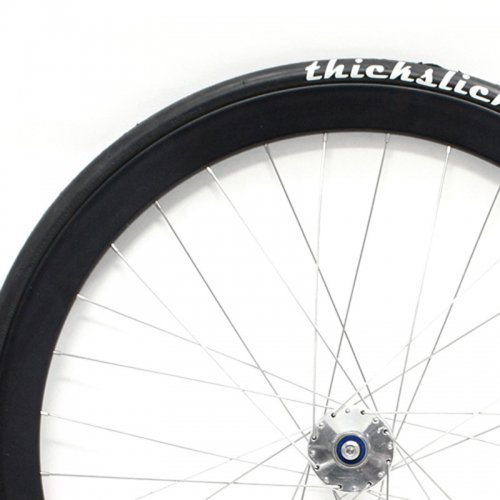 Freedom by WTB - ThickSlick Clincher Tire (Black , 700c)