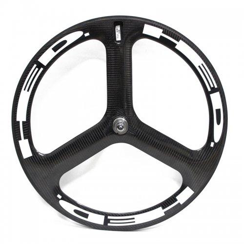HED. - H3 Tubular Track Wheel Front  (700c)