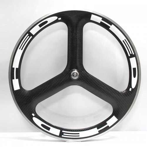 HED. - H3 Clincher  Track Wheel Front  (700c)