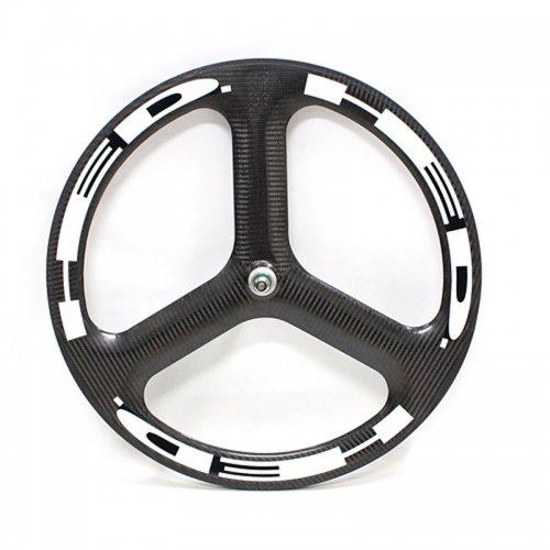 HED. - H3 Tubular Track Wheel Front  (650c)