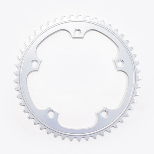 Sugino - SSG144 Chainring (Silver , 49T-50T) [NJS]