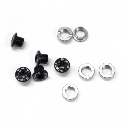 Sugino - Alloy Single Bolt/Nut Set