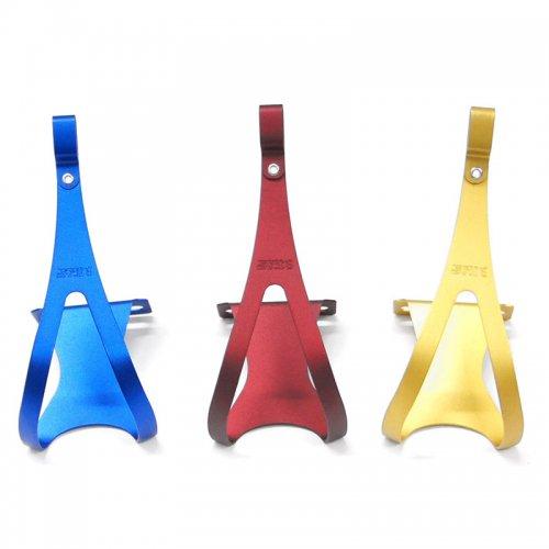 MKS - Toe Clip Alloy (Alumite color)