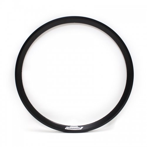 "Velocity - Chukker Non-Machined Clincher Rim (Black) [26""]"