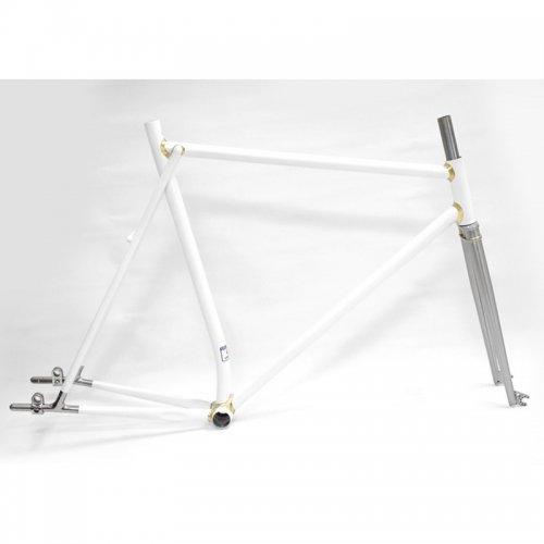 【30%OFF】LDG - S-Line Filet Brazed Frame Set (Pearl White)