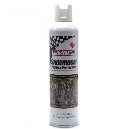 FINISH LINE - Showroom Polish & Protectant / 354ml