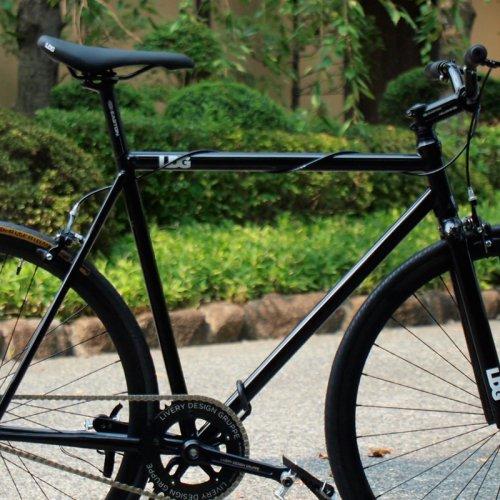LDG - LDG 700C Complete Bike (Black)