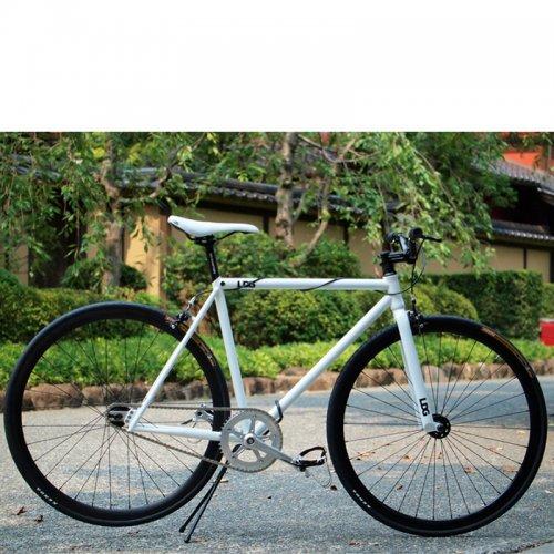 LDG - LDG 700C Complete Bike (White)