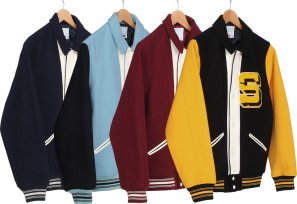 Supreme - Captain Varsity Jacket