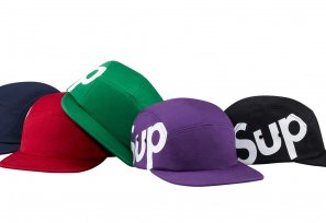 Supreme - Sup Camp Cap