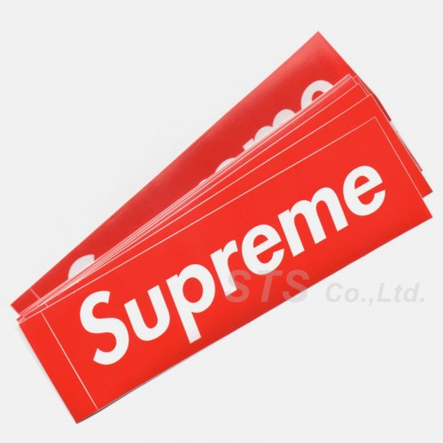 Supreme - Box Logo Sticker
