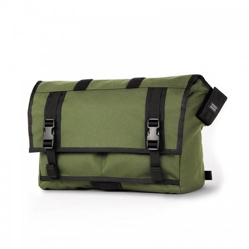 【20%OFF】MISSION WORKSHOP - The Monty Roll Top Messenger Bag / Olive