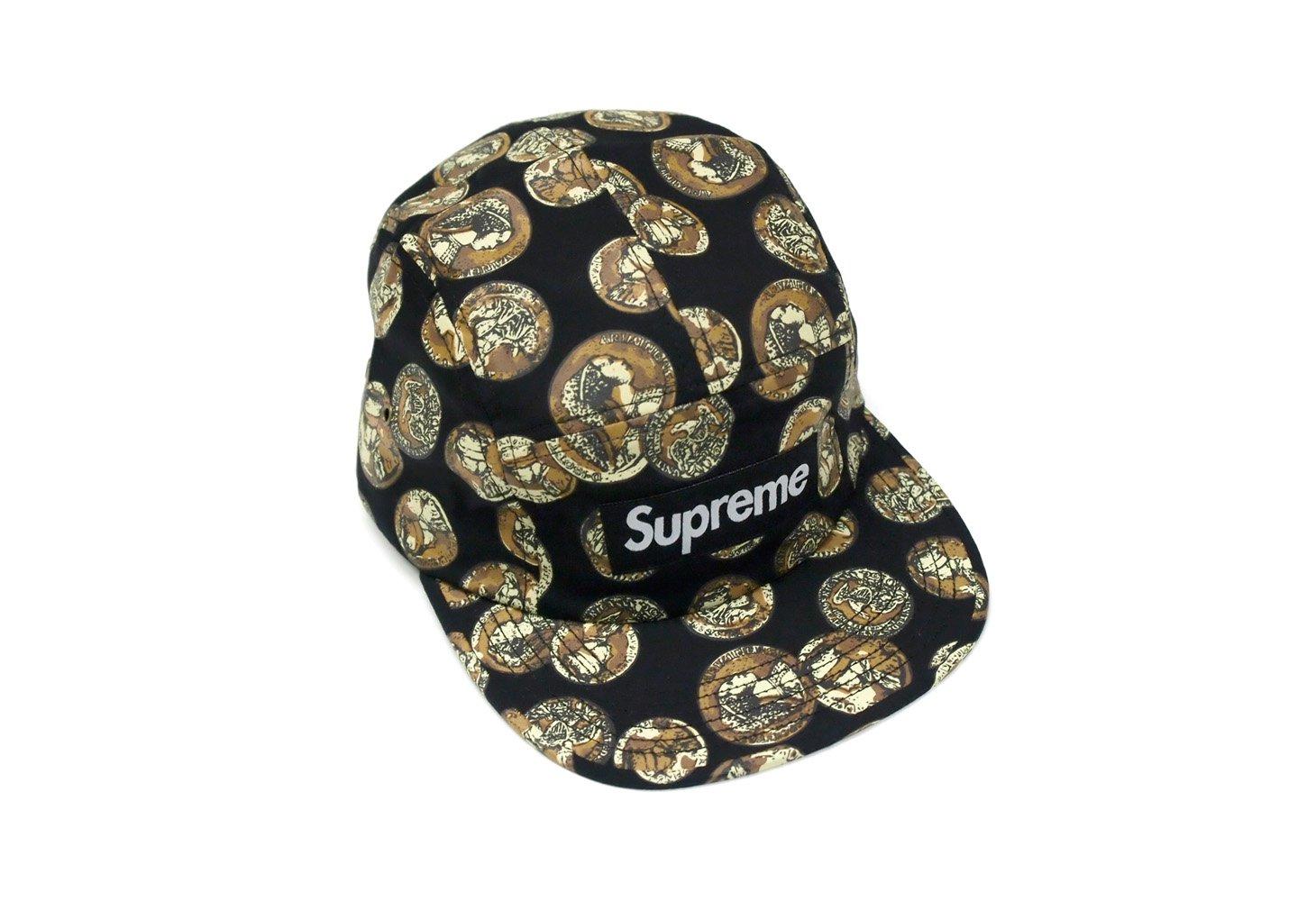 d9b90868c78 Supreme - Sup Camp Cap - ParkSIDER