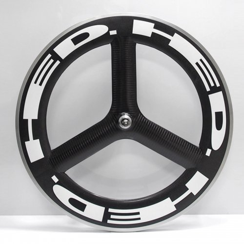 HED. - H3D Clincher Track Rear 700c