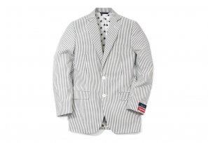 Brooks Brothers/Supreme Seersucker Suit