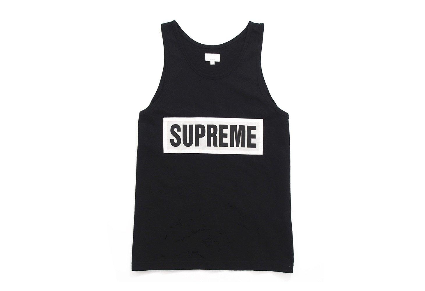 Supreme - Marathon Tank Top