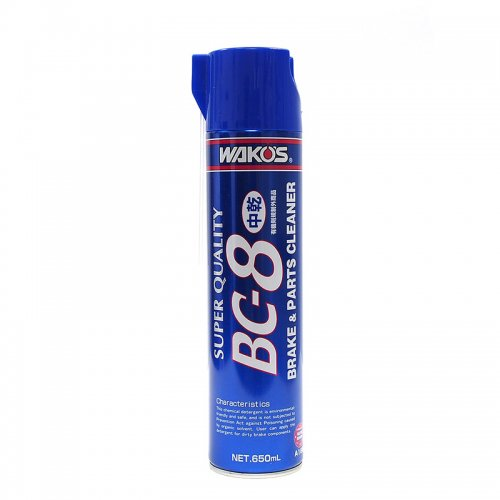 WAKO'S - BC-8 / Brake & Parts Cleaner 8