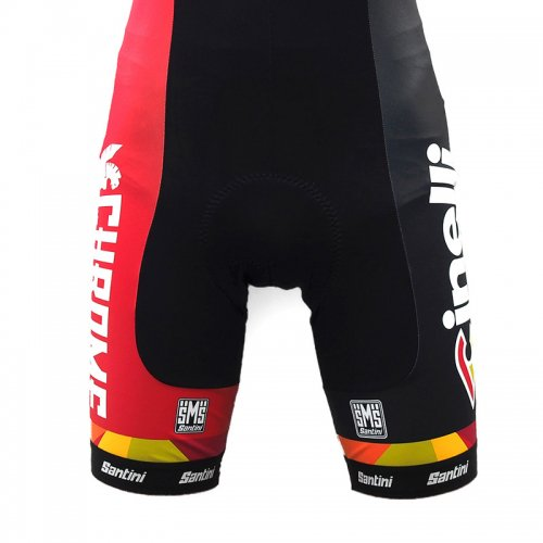 Cinelli - Team Cinelli Chrome Bib Shorts